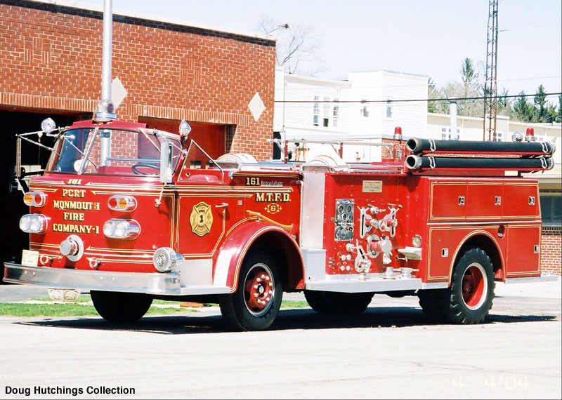 TopWorldAuto >> Photos of American LaFrance Series 900 50-ft Telesquirt - photo galleries