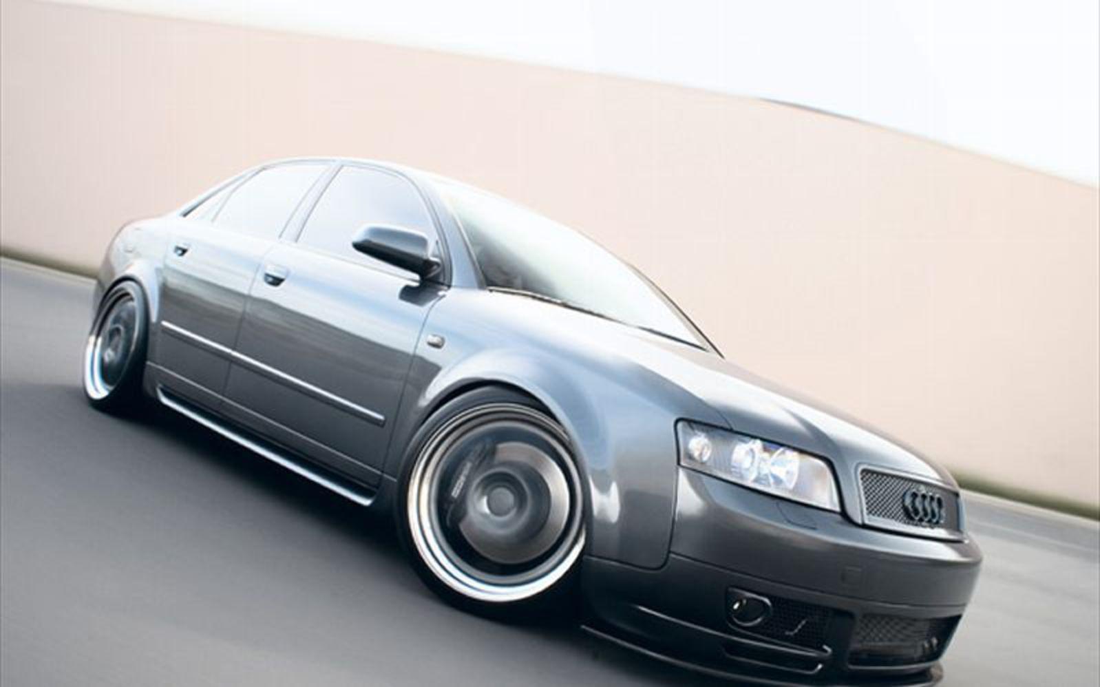 Audi A4 18t Quattro Audi A4 18 T Quattro Se Audi A4 18t