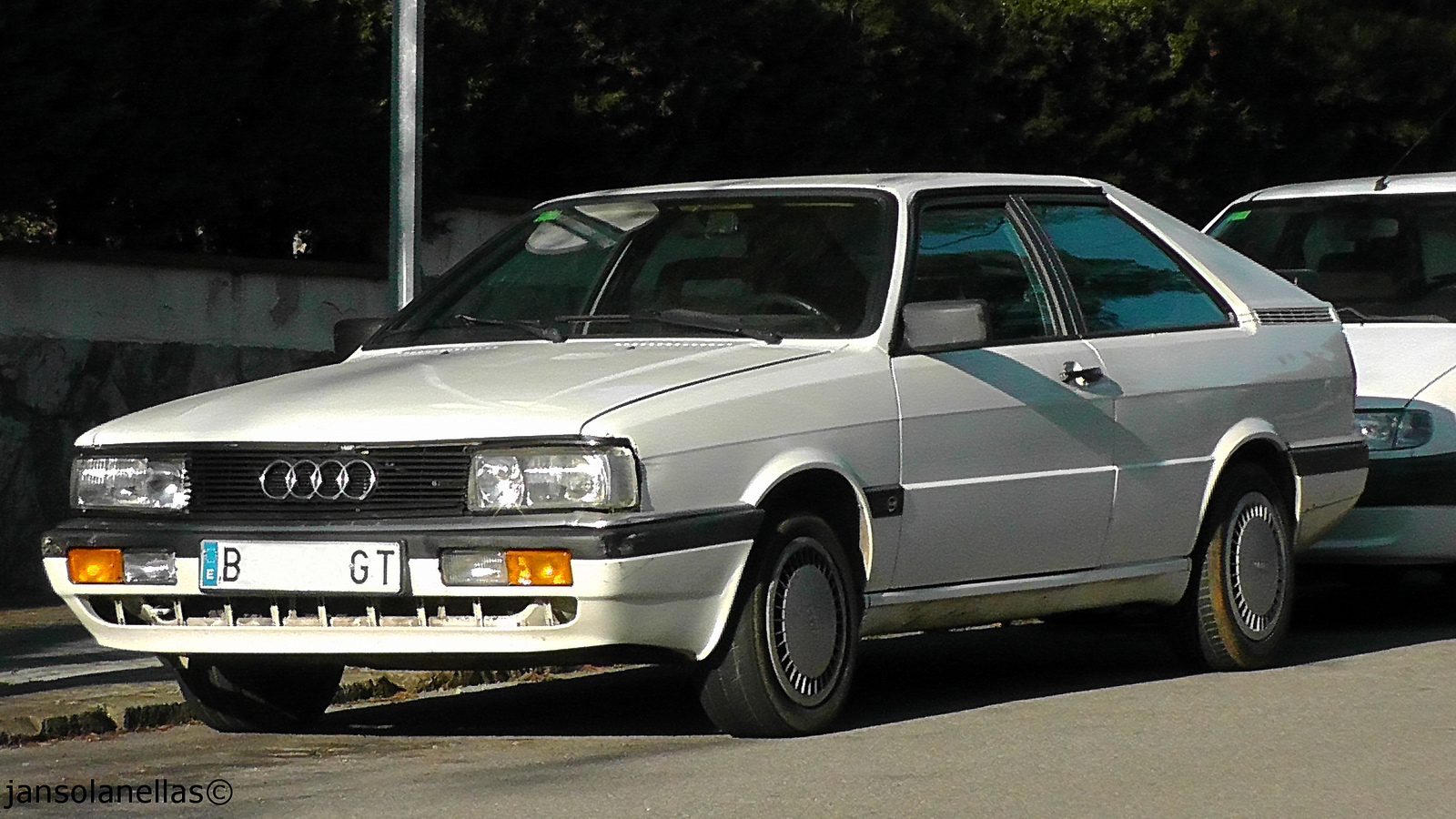 Audi Coupe GT 1987 | Flickr - Photo Sharing!