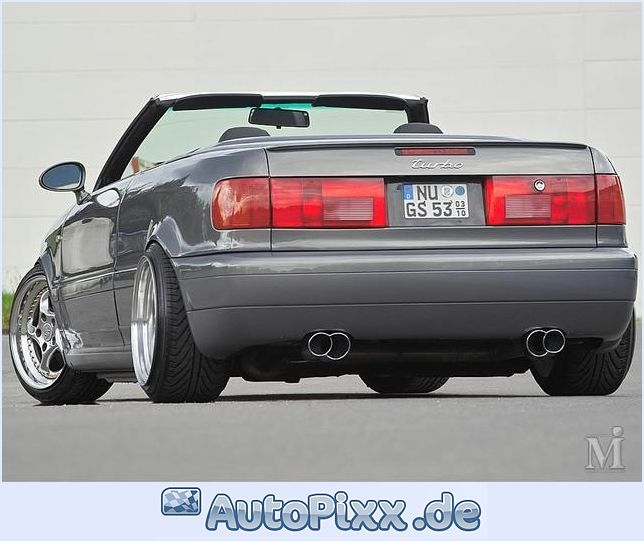 Pin Audi 80 Cabriolet Motoburg on Pinterest
