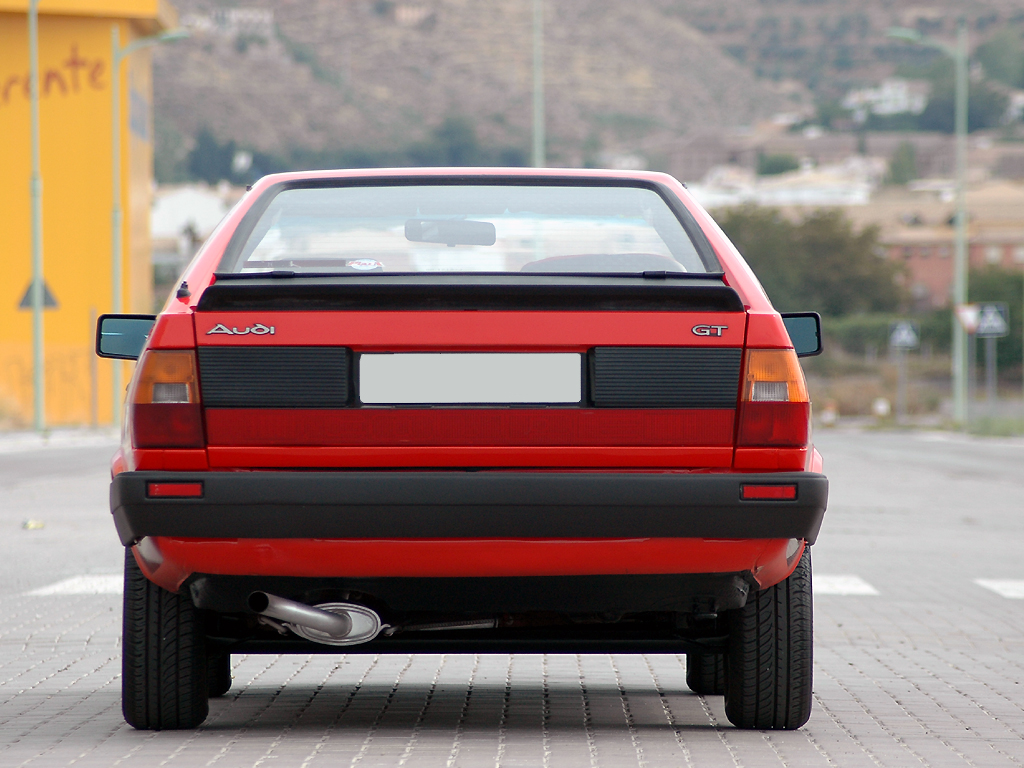 AUDI Coupe Gt 5E (1983) | Flickr - Photo Sharing!