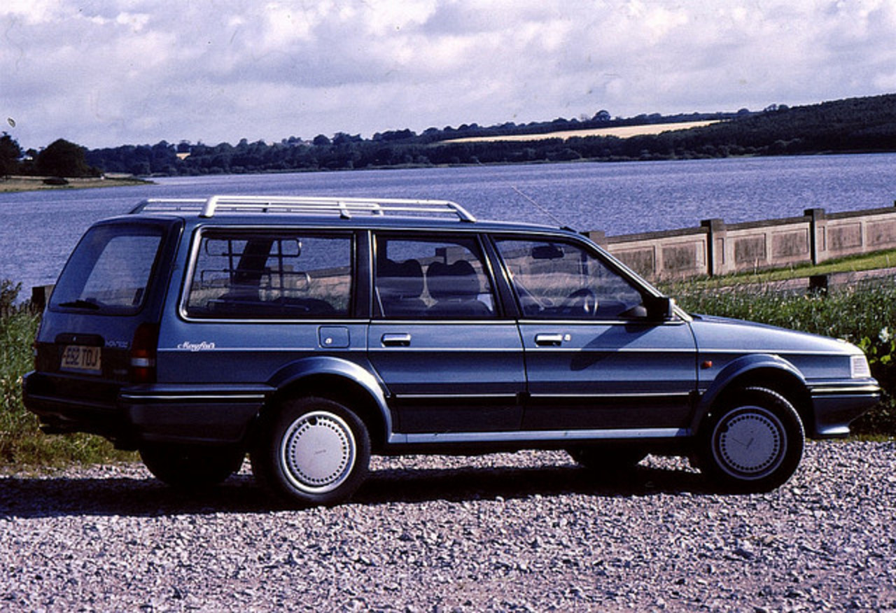 1987 Austin Montego Estate | Flickr - Photo Sharing!