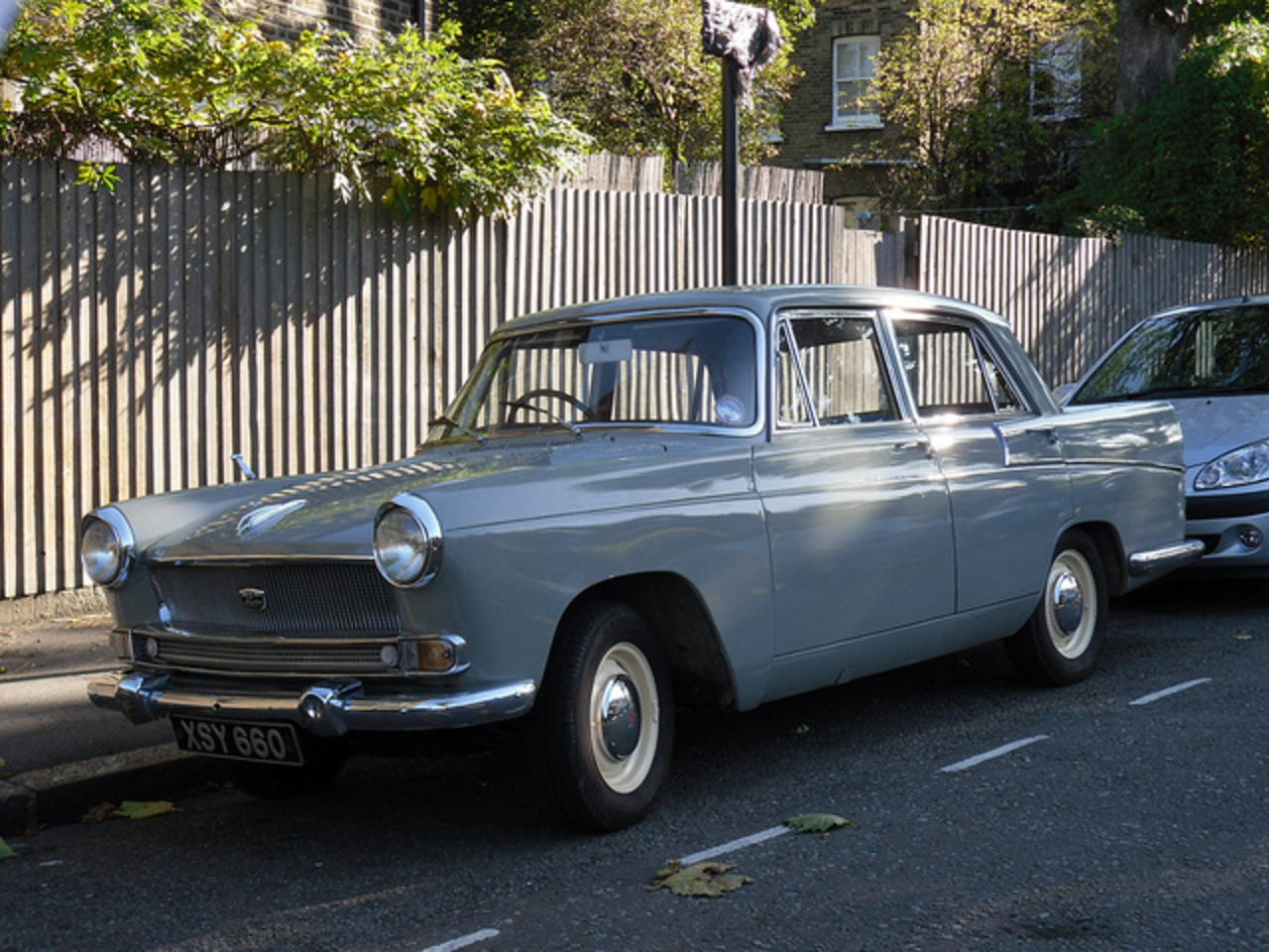 1960 Austin A55 Cambridge Saloon. | Flickr - Photo Sharing!