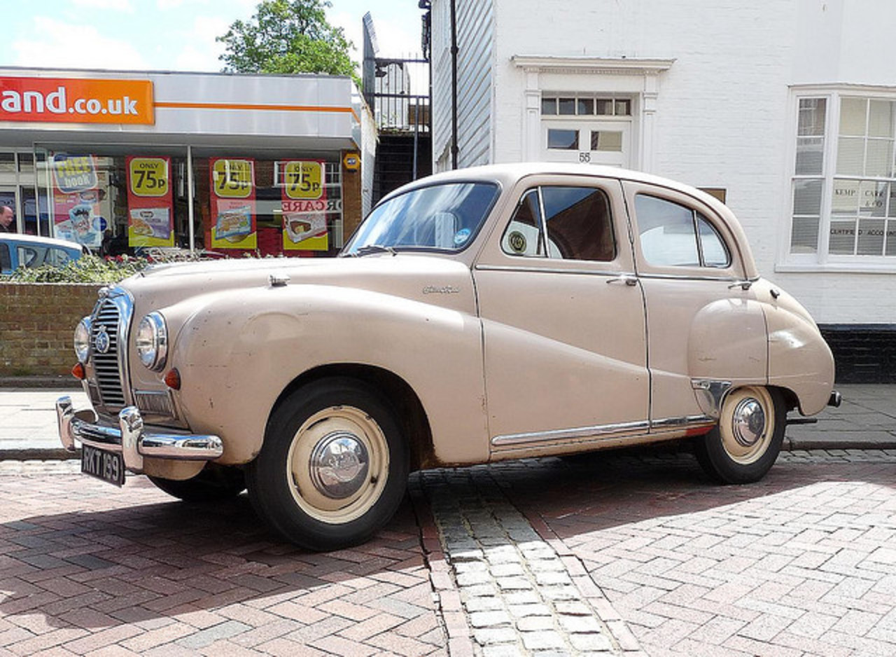 Austin A40 Somerset 1950's - 1953 | Flickr - Photo Sharing!