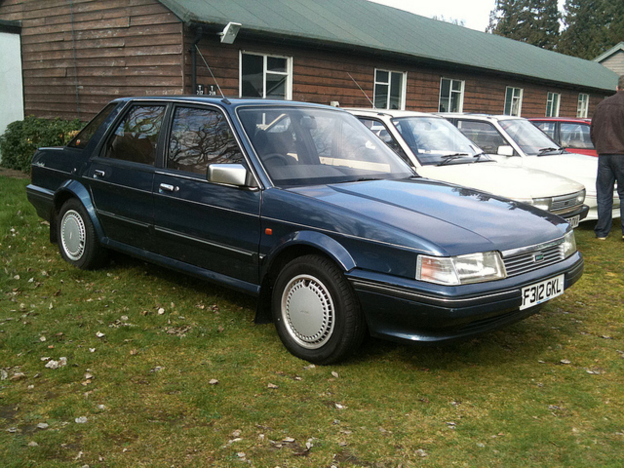 1989 AUSTIN MONTEGO MAYFAIR EFI | Flickr - Photo Sharing!