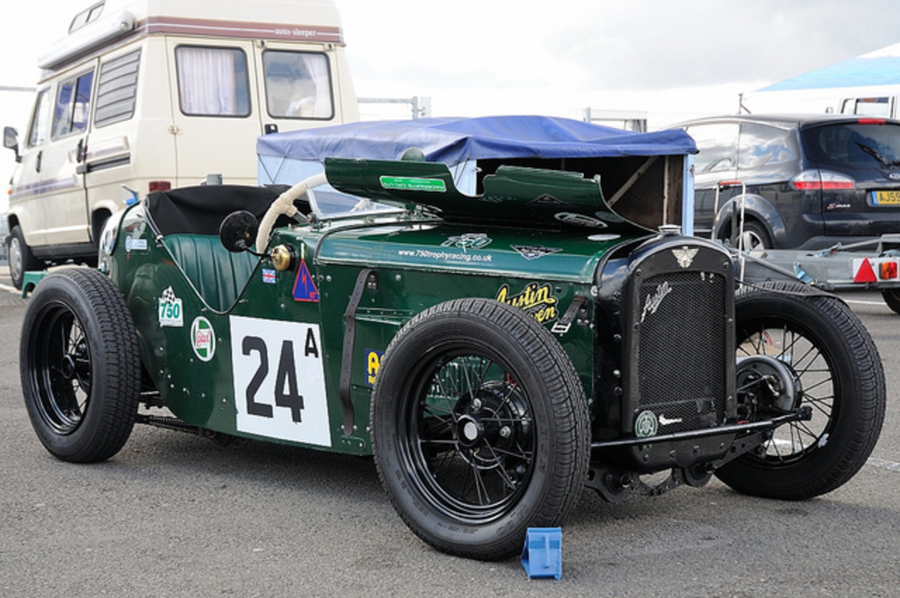 Austin 7 Ulster Replica Special | Flickr - Photo Sharing!