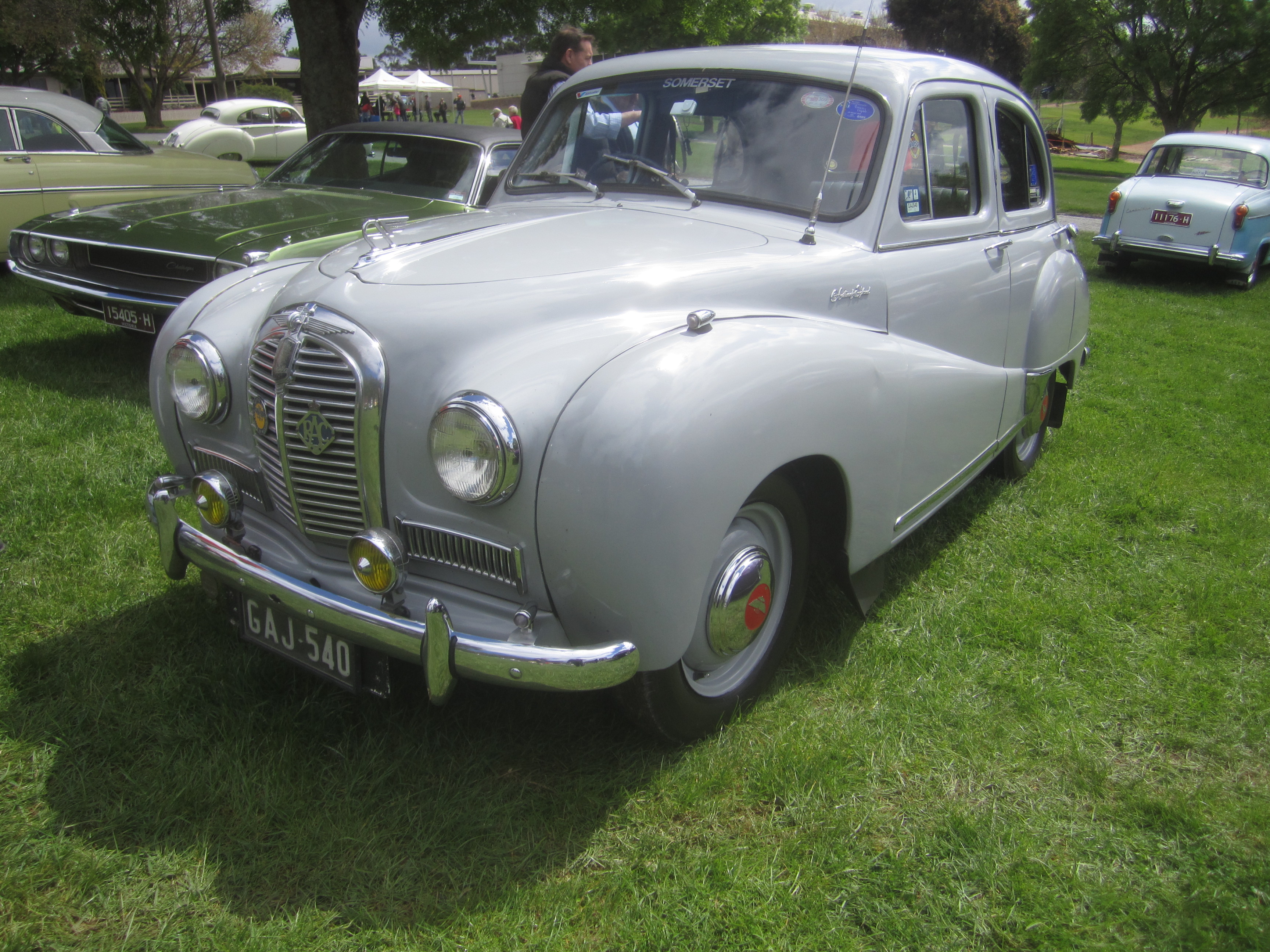 1953 Austin A40 Somerset Saloon | Flickr - Photo Sharing!