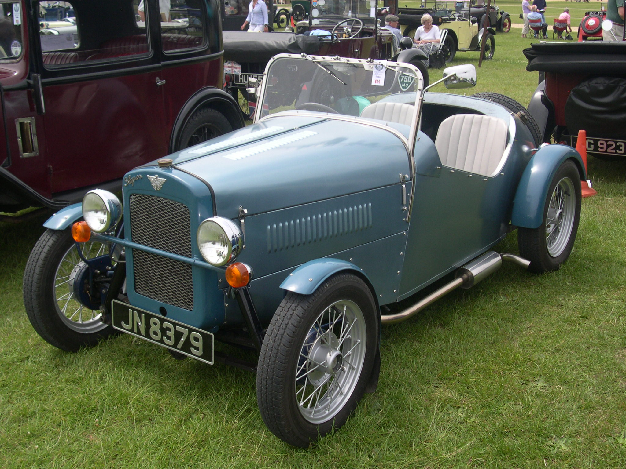 1937 Austin 7 Super Accessories Special | Flickr - Photo Sharing!