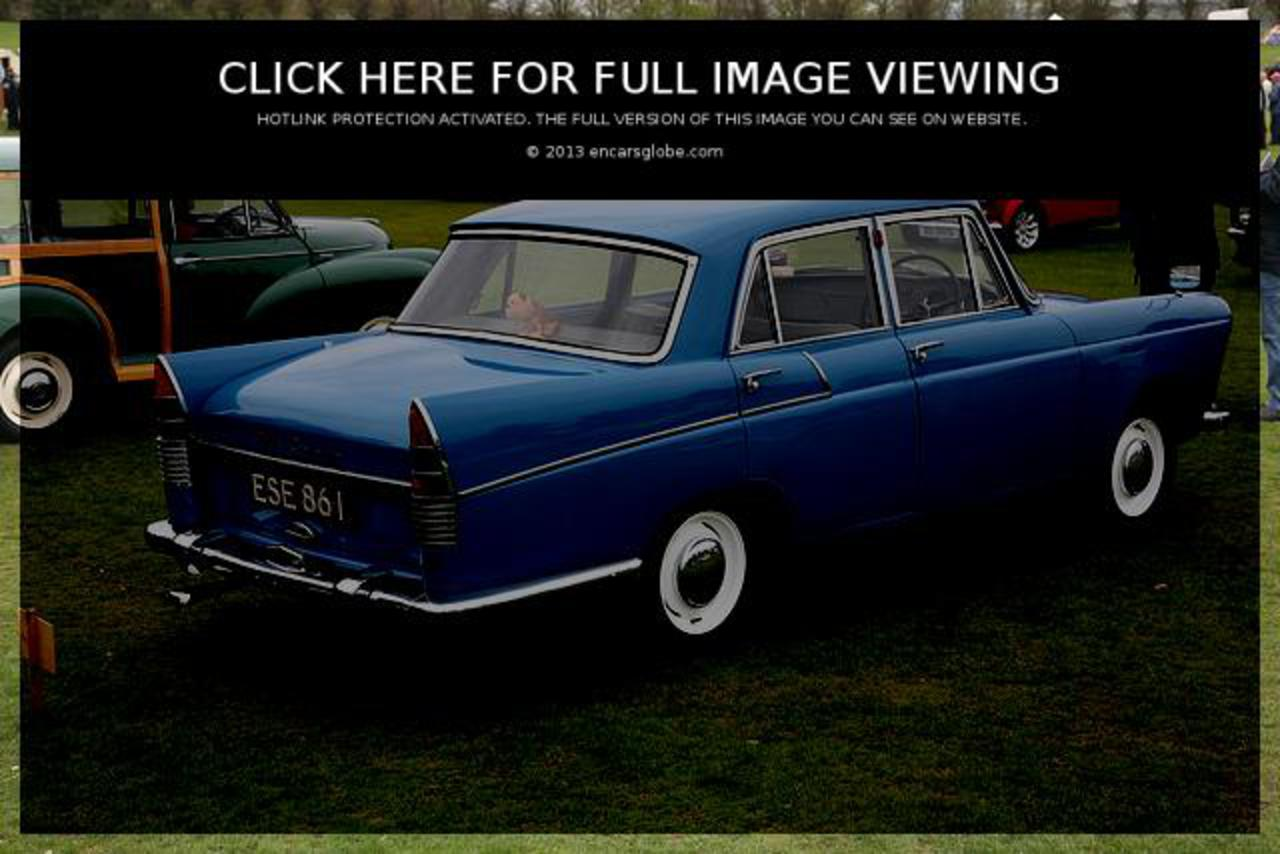 Austin Cambridge A55 Mk2 Photo Gallery: Photo #06 out of 9, Image ...