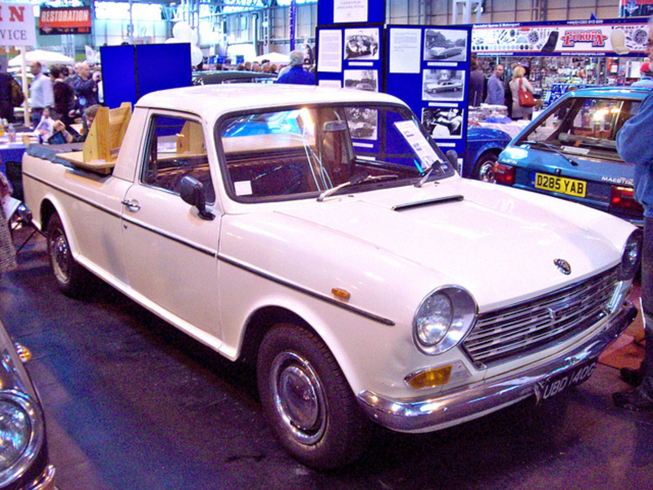 45 Austin 1800 Pick Up (1969) | Flickr - Photo Sharing!