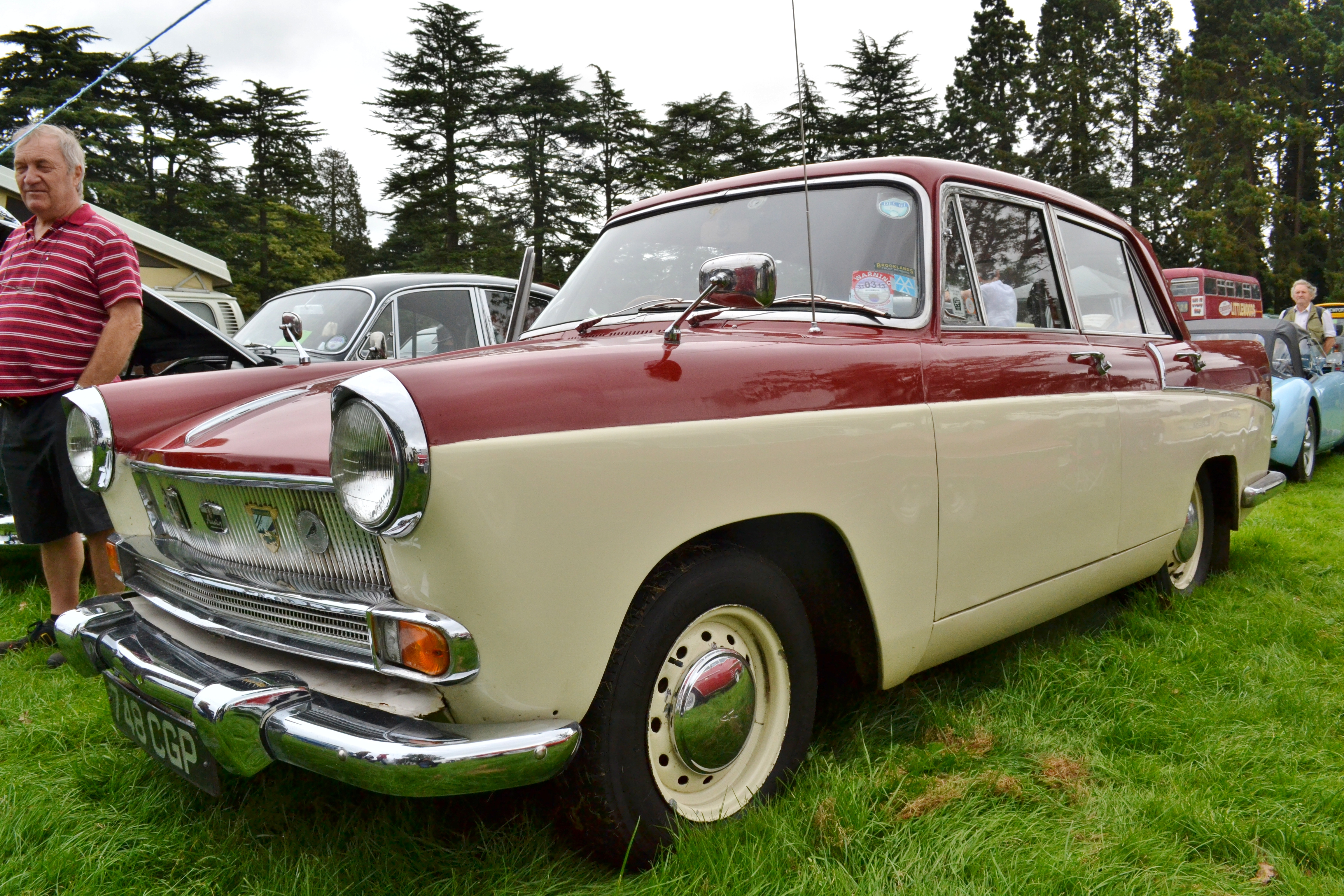 1961 Austin Cambridge A55 Mk2 | Flickr - Photo Sharing!