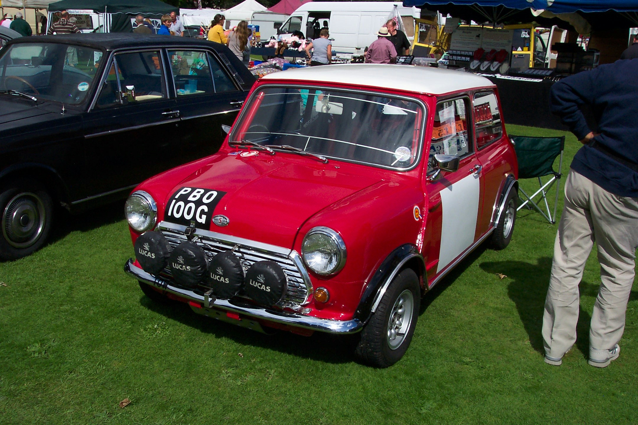 Austin Mini S - CarPatys.