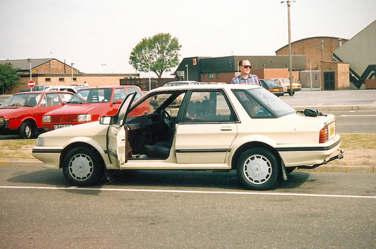 Austin Montego VP part 3 (c1990) | Flickr - Photo Sharing!