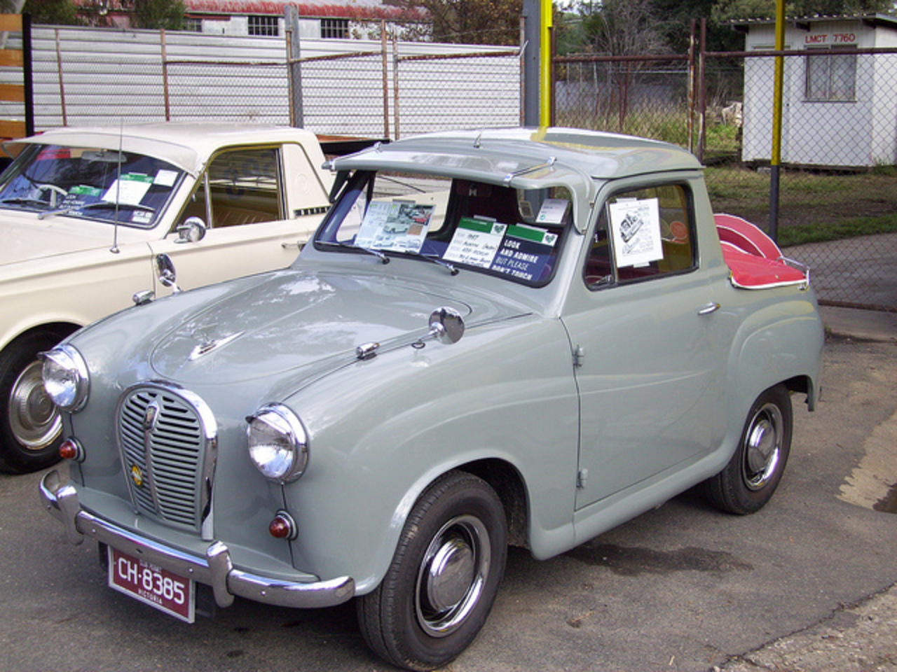 1954 Austin A30 Ute - Pickup | Flickr - Photo Sharing!