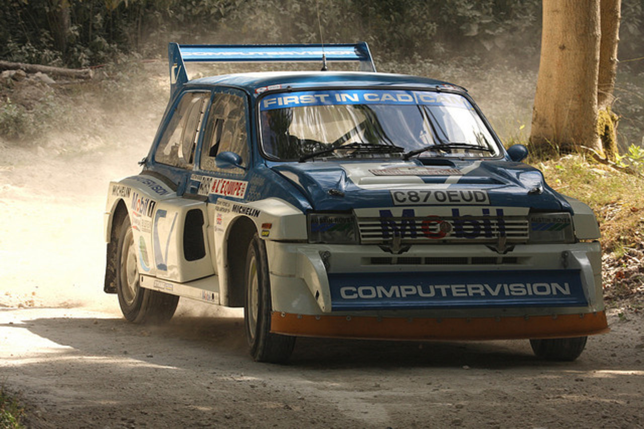 Flickr: The Group B Rally Cars Pool