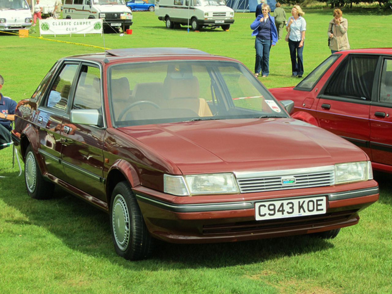 1986 Austin Montego 1.6 Mayfair. | Flickr - Photo Sharing!