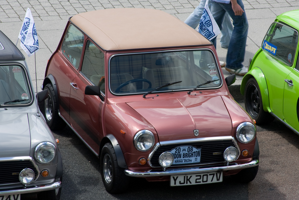 Austin Mini 1100 Special - Limited Edition Minis