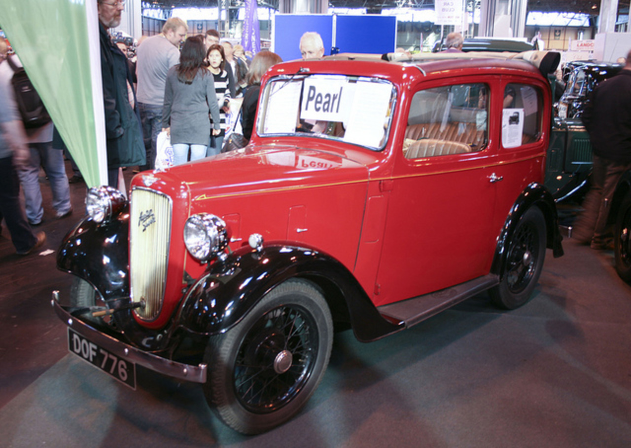 1937 Austin Seven Pearl Cabriolet Cabriolet | Flickr - Photo Sharing!