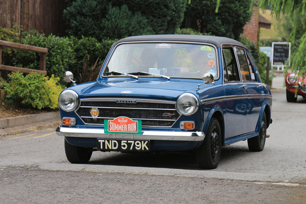Austin 1300 GT | Flickr - Photo Sharing!