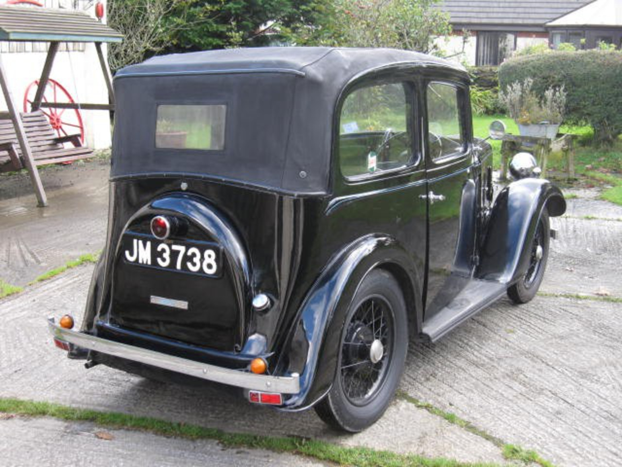 Austin Seven Pearl Cabriolet For Sale, classic cars for sale uk ...