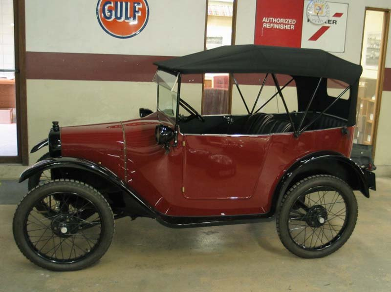 Austin Chumny Roadster Photo Gallery: Photo #08 out of 11, Image ...