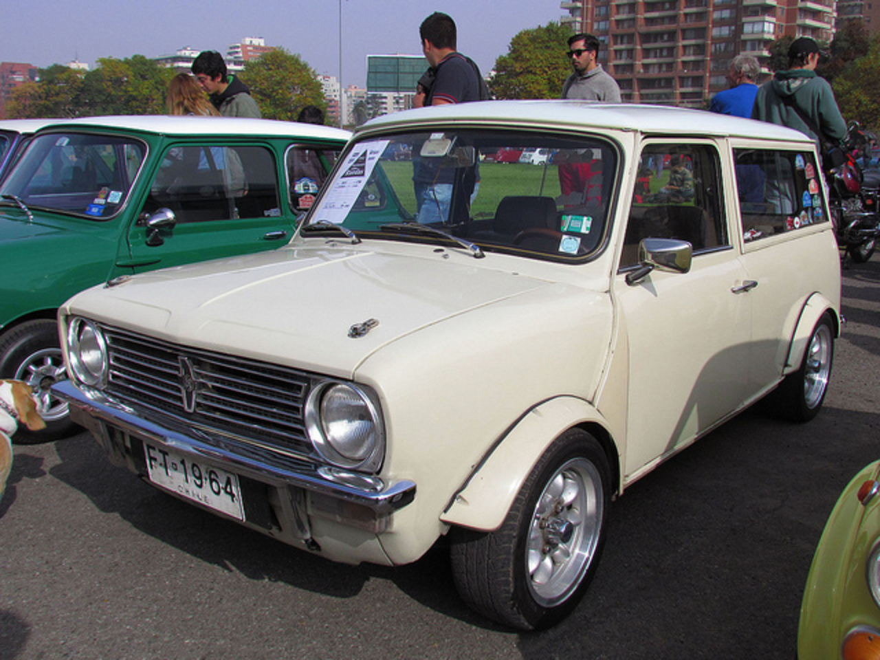 Austin Mini Clubman 1300 1974 | Flickr - Photo Sharing!