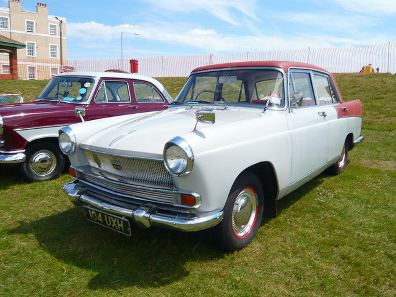 1960 Austin A55 Cambridge Farina | Flickr - Photo Sharing!