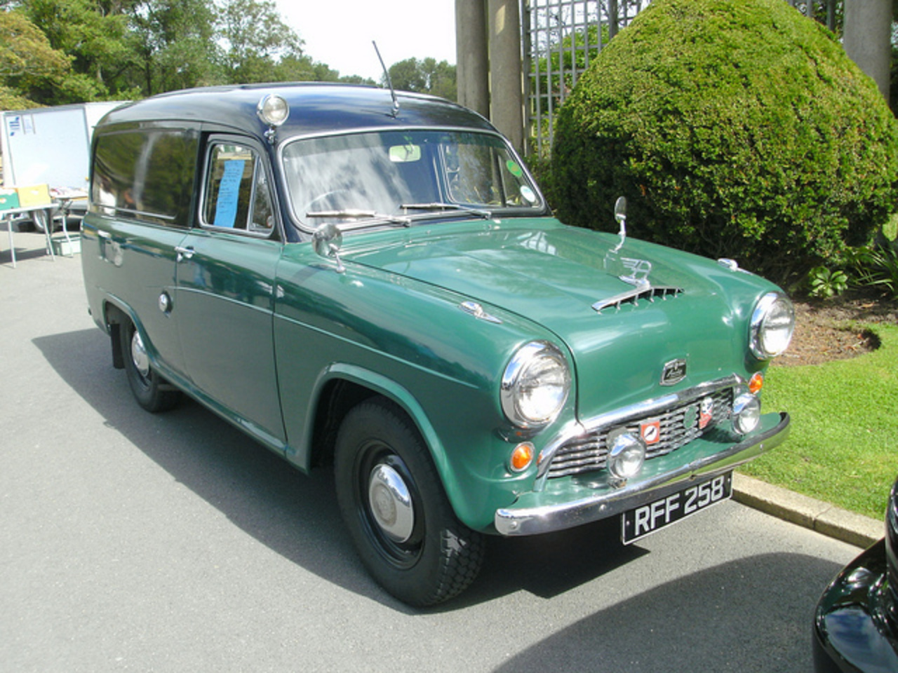 1961 Austin A55 Cambridge Half-Ton Van 1.5 | Flickr - Photo Sharing!