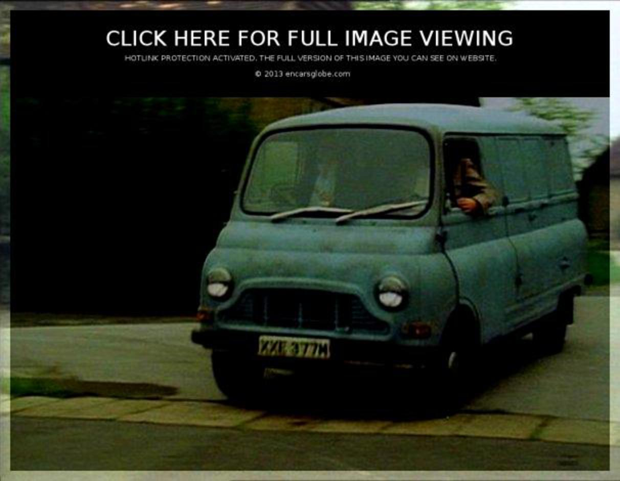 Austin A35 panel van Photo Gallery: Photo #07 out of 10, Image ...