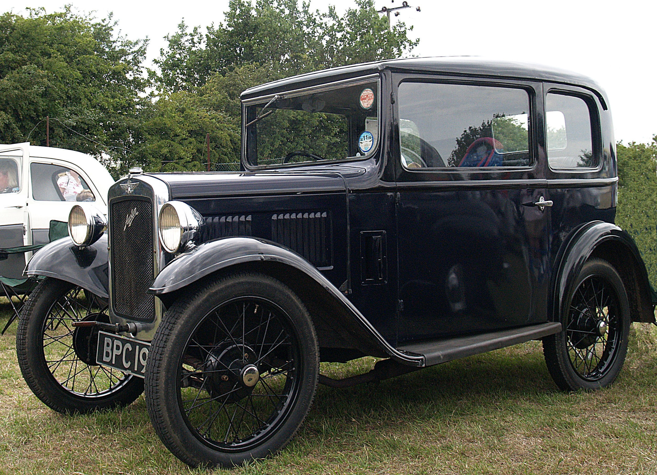 AUSTIN 7 BLACK NO PEOPLE | Flickr - Photo Sharing!
