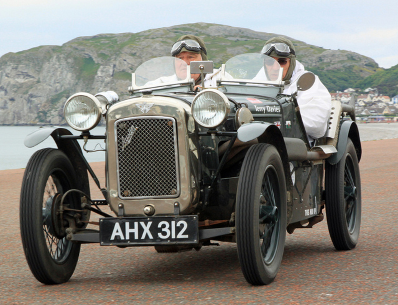 Austin 7 Ulster - Three Castles Rally 2012 - 02 | Flickr - Photo ...