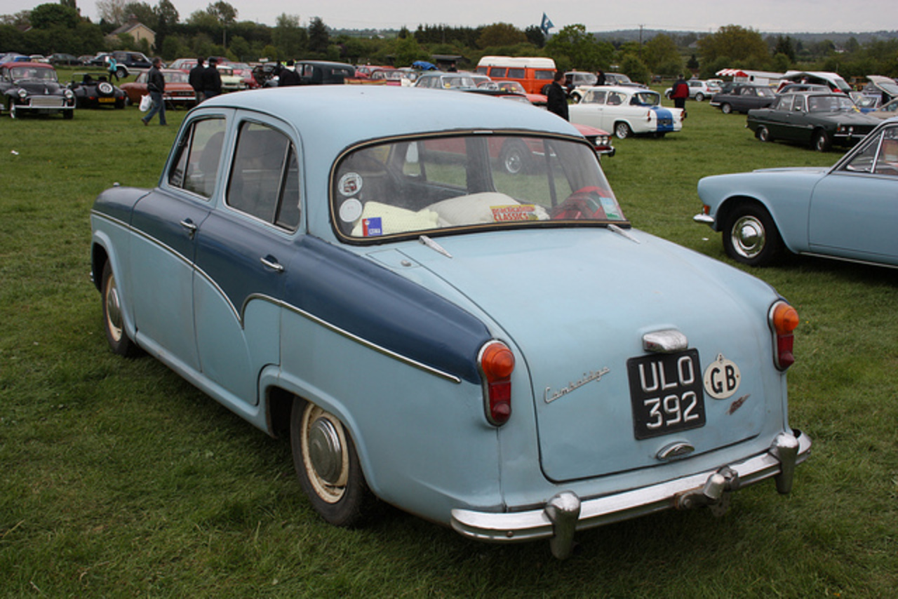 1957 Austin A55 Cambridge | Flickr - Photo Sharing!