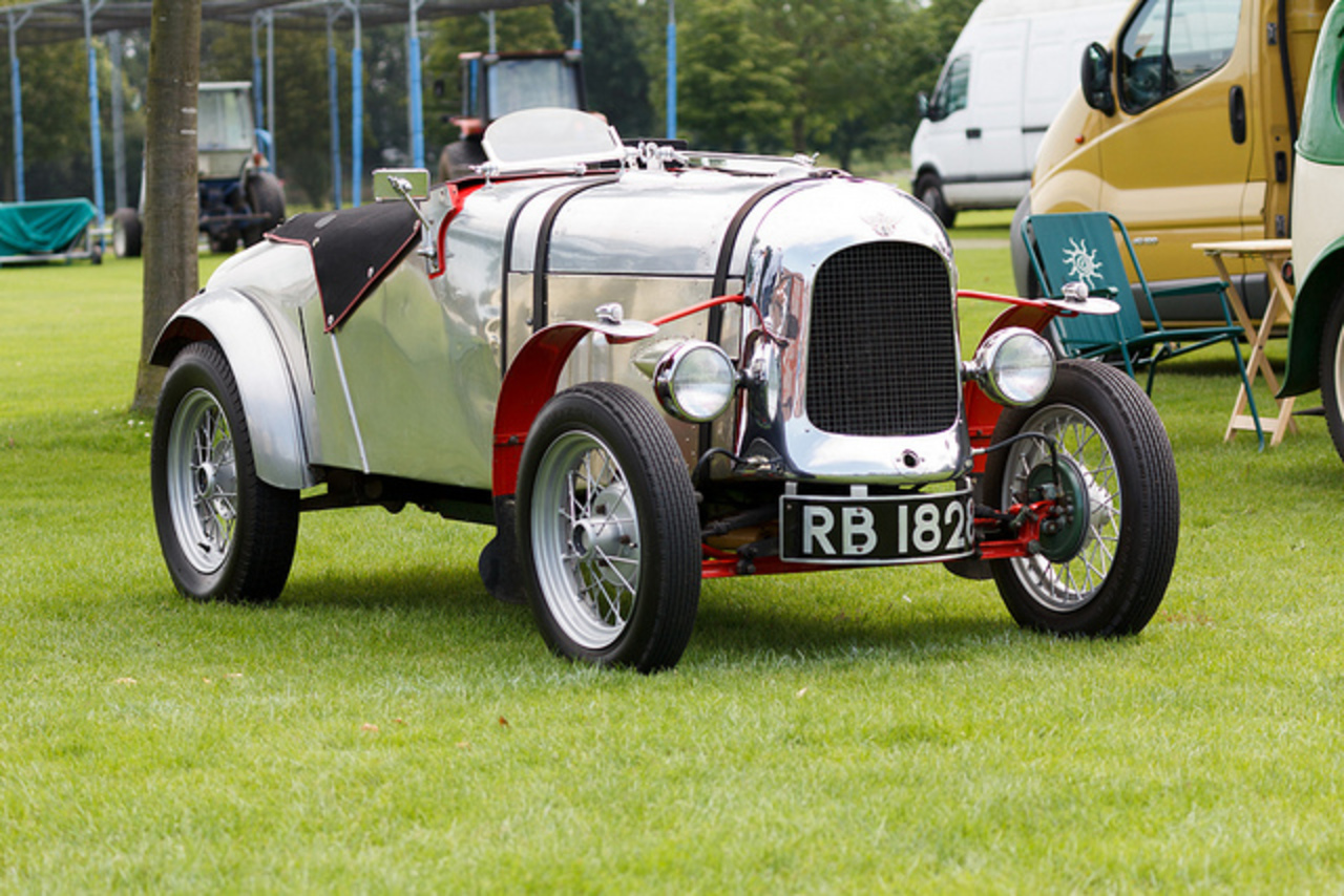 Flickr: The Austin Seven Specials and Sports Pool