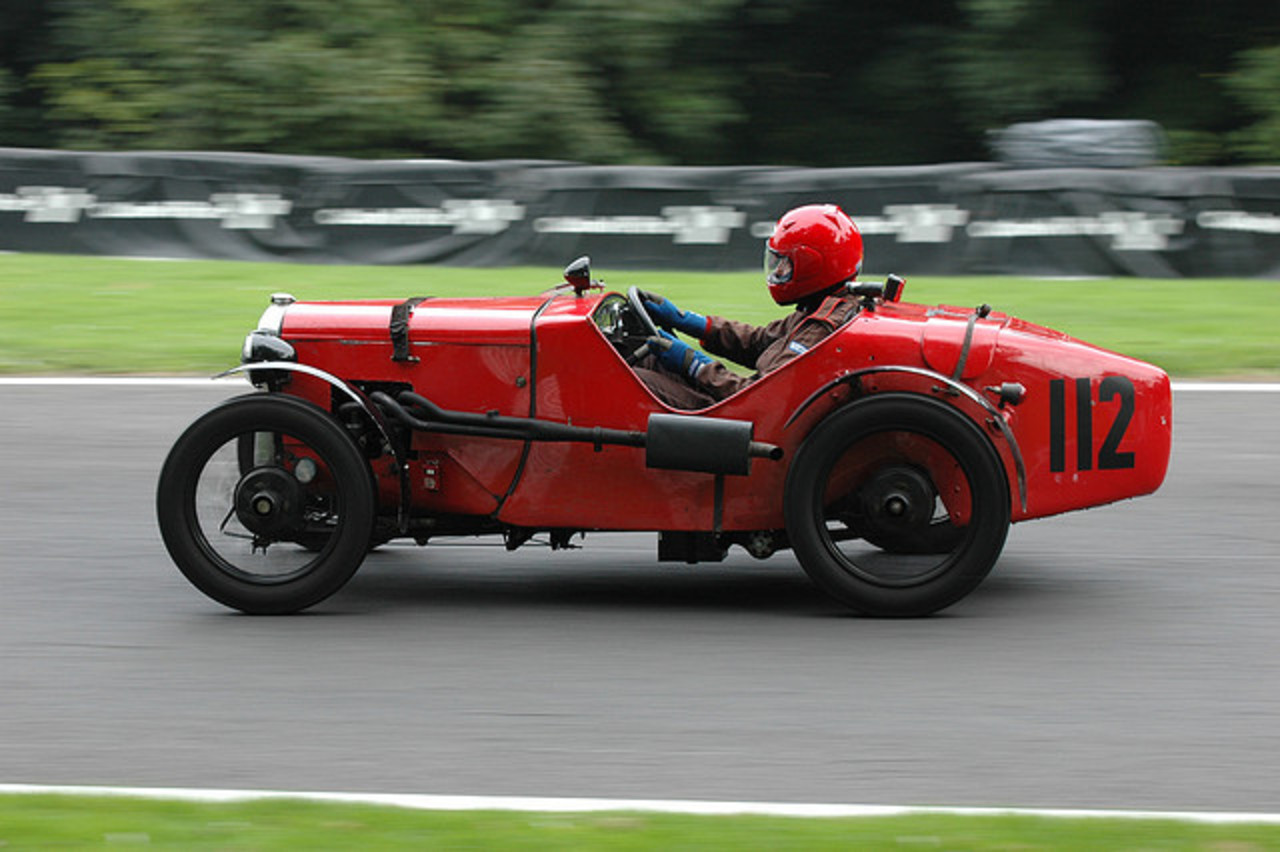 1930 Austin 7 Ulster 747cc | Flickr - Photo Sharing!