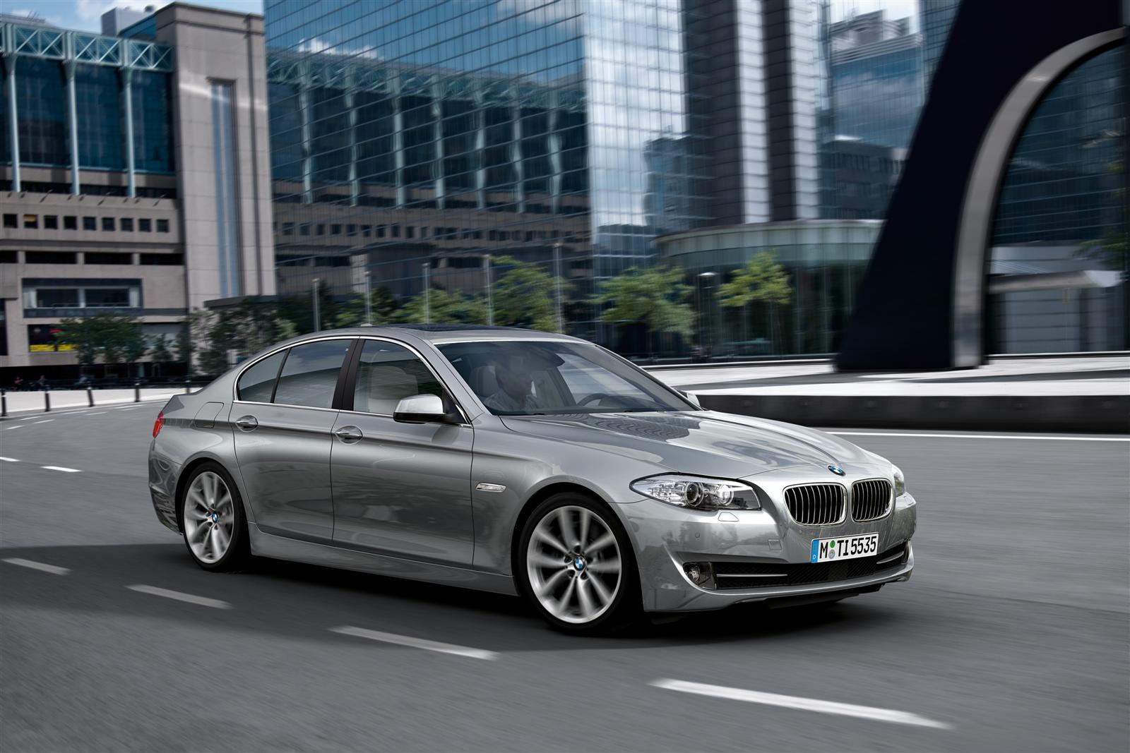 BMW Heaven Specification Database | Specifications for BMW 525d ...