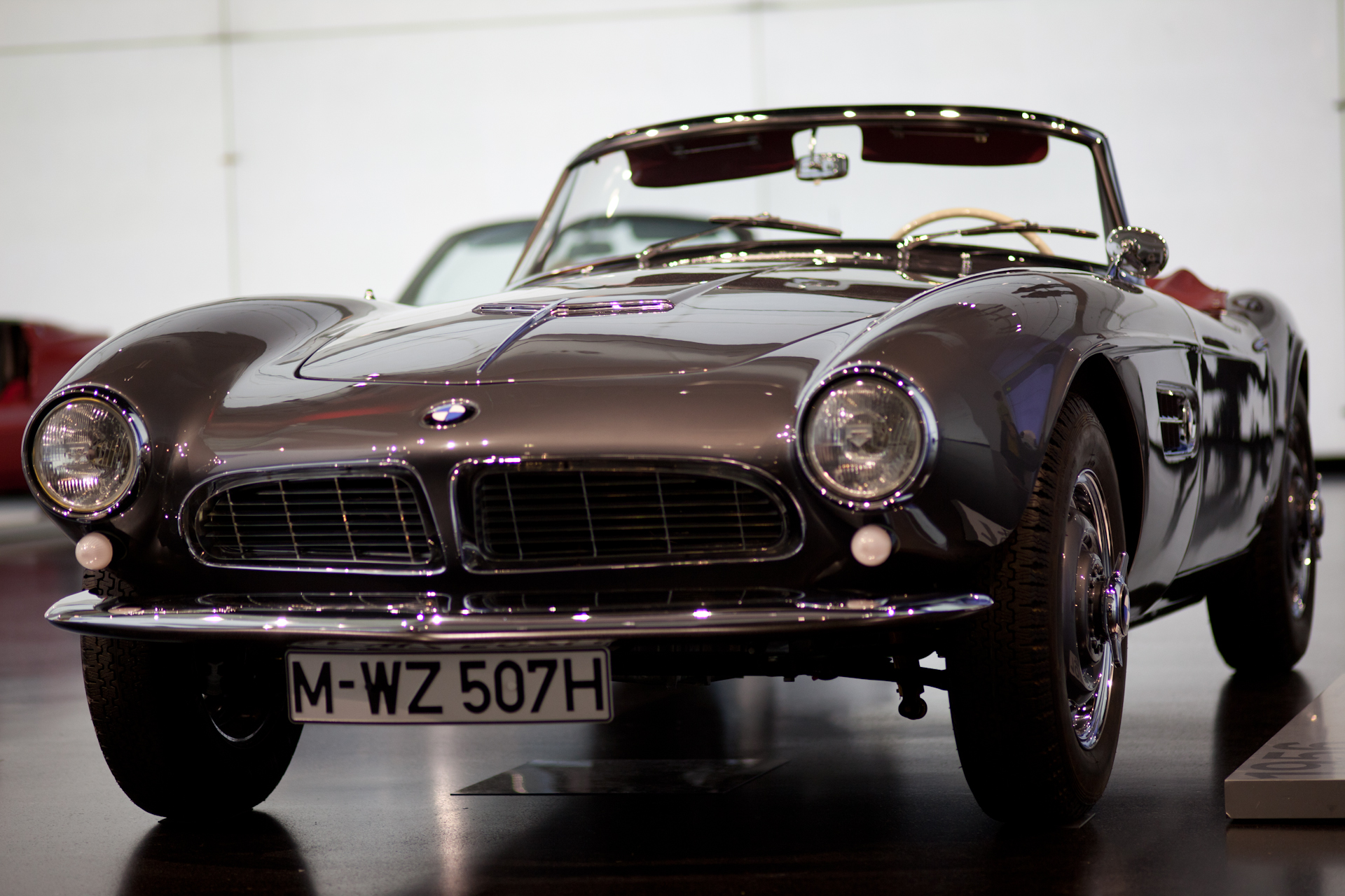 BMW Roadster 507 | 111007-3136-jikatu | Flickr - Photo Sharing!