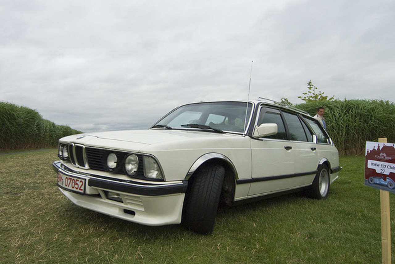 BMW 732i Kombi (Station Wagon) E23 | Flickr - Photo Sharing!
