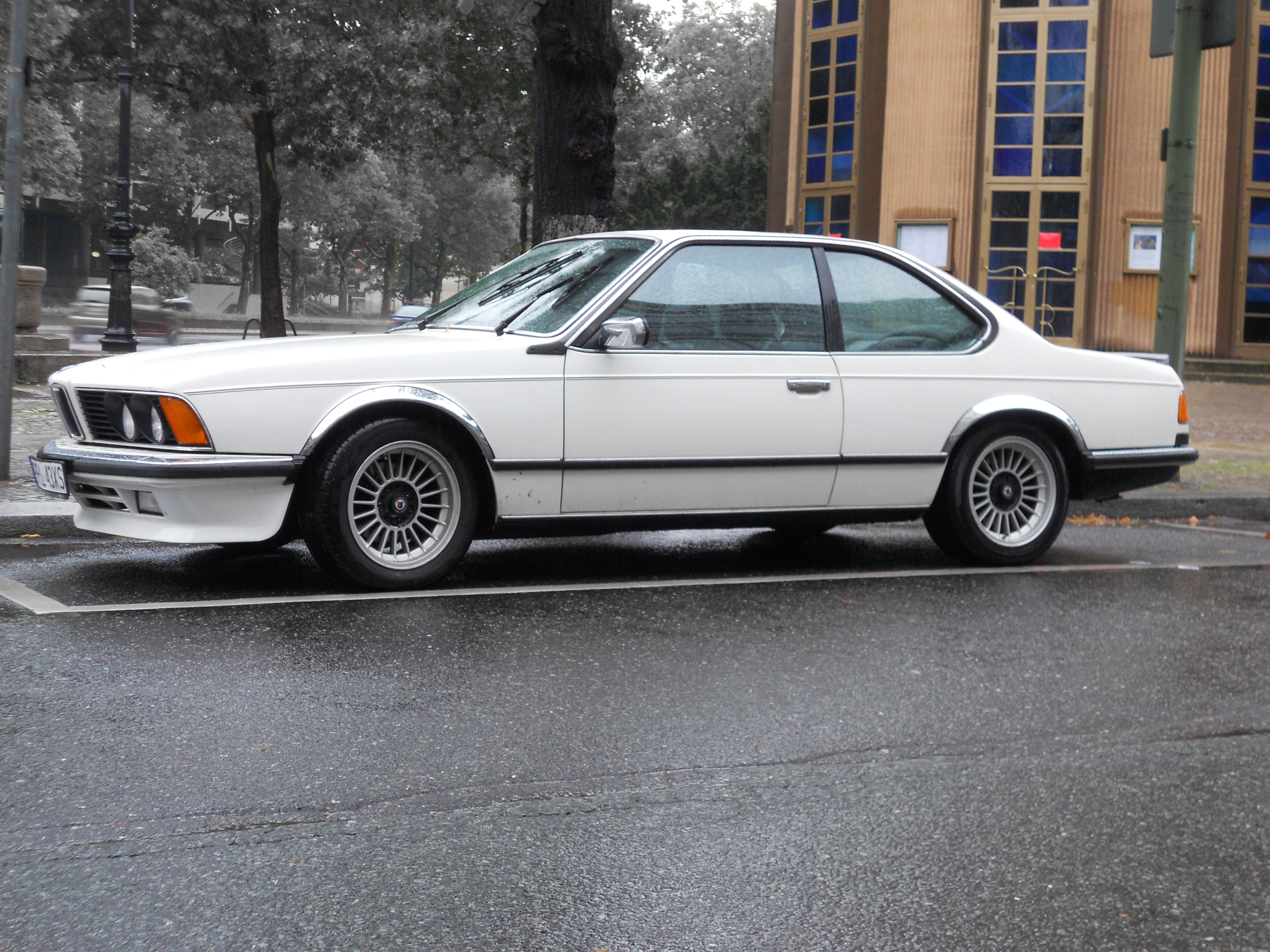 BMW 635 CSi E24 - white | Flickr - Photo Sharing!