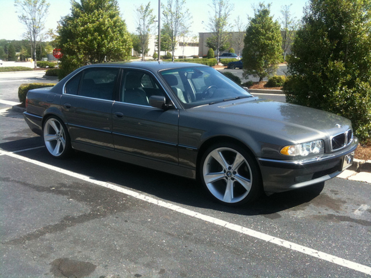 E38 BMW 740i, 740il, 7er, 7series, | Flickr - Photo Sharing!