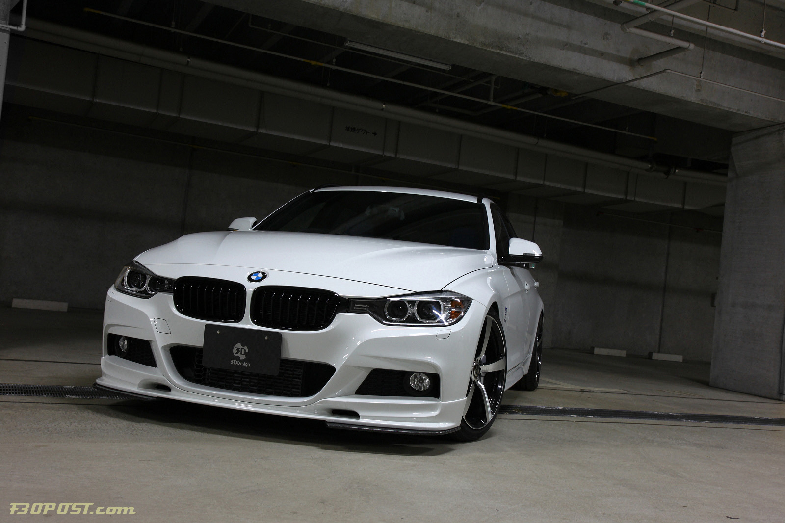 3D Design Presents the F31 M Sport 3 Series Touring - BMW 3-Series ...