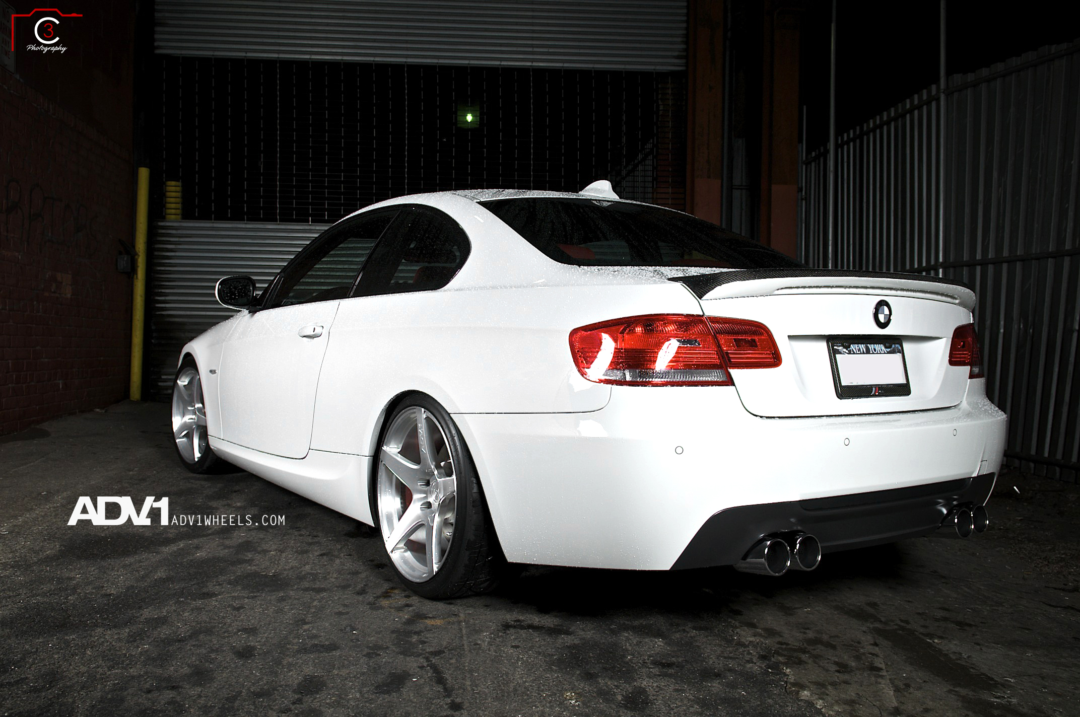 bmw 335i on adv5.1 | Flickr - Photo Sharing!