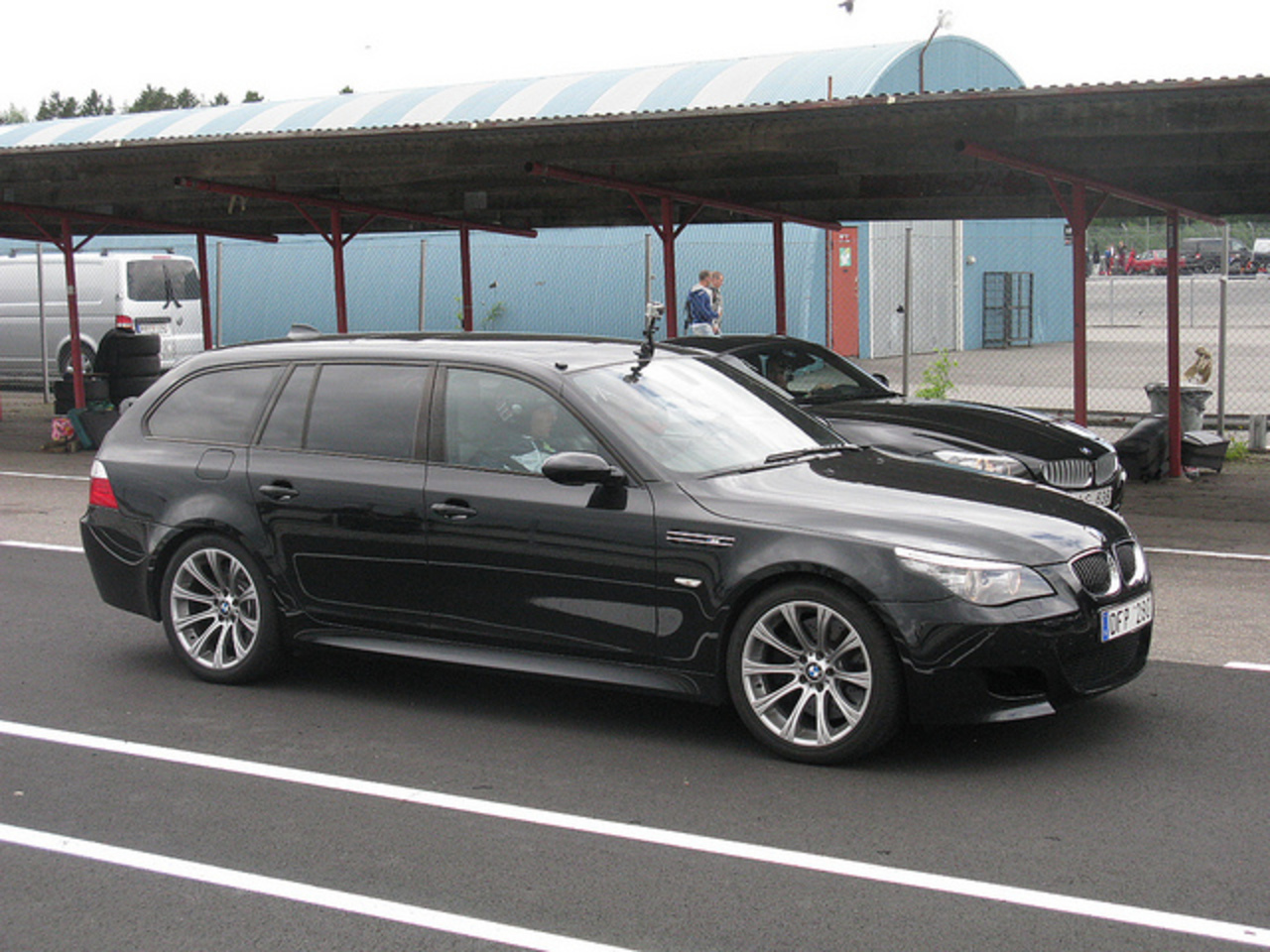 BMW M5 Touring E61 | Flickr - Photo Sharing!