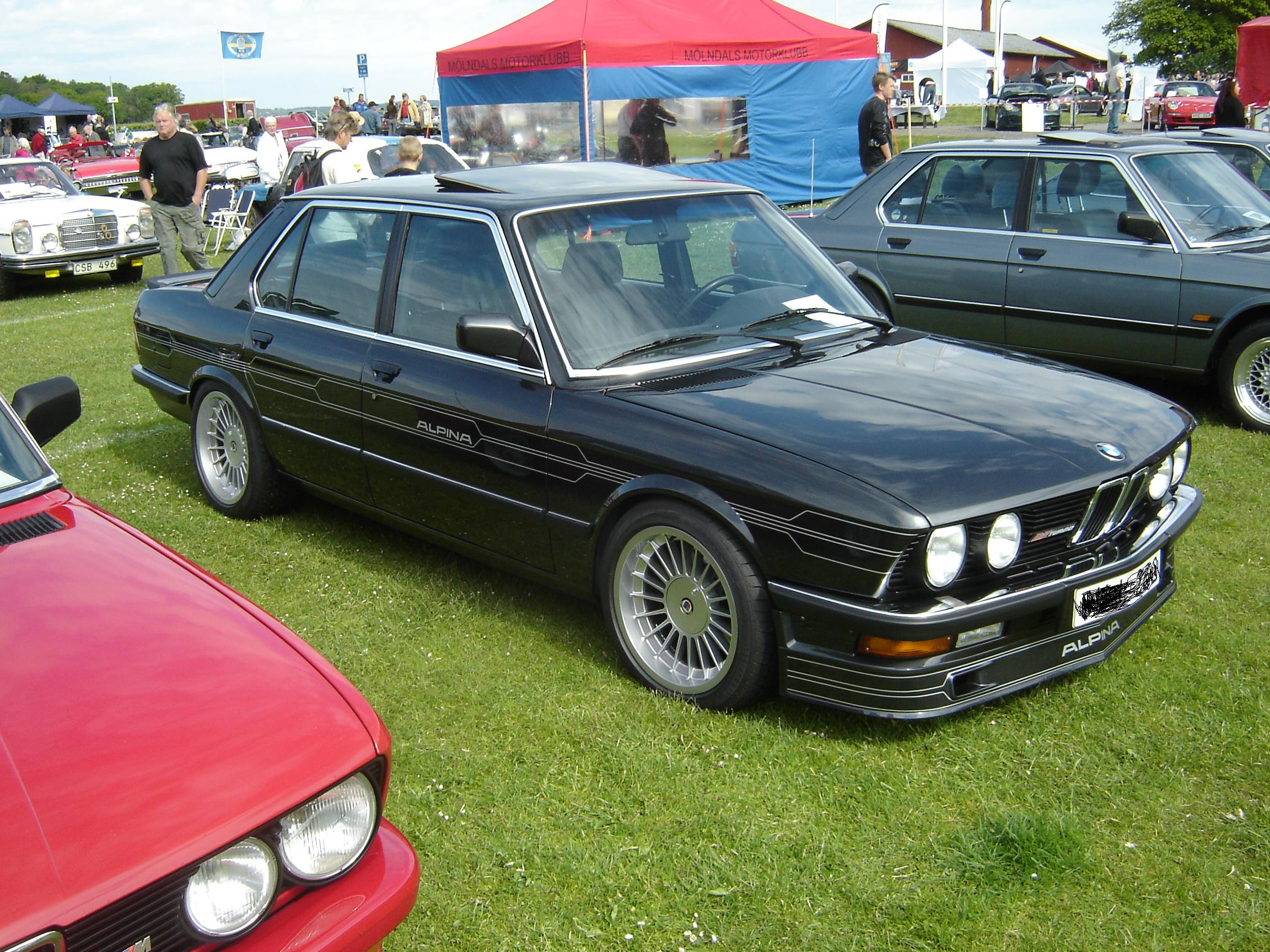BMW Alpina B7 Turbo | Flickr - Photo Sharing!