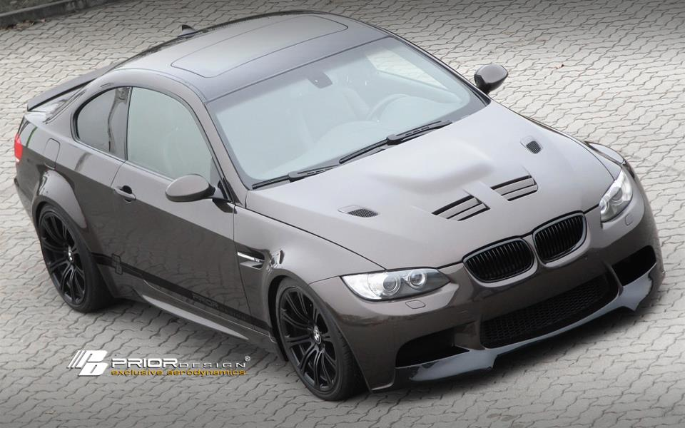 PRIOR DESIGN // BMW 3-Series E92 PD-M Aero Kit (Customized ...