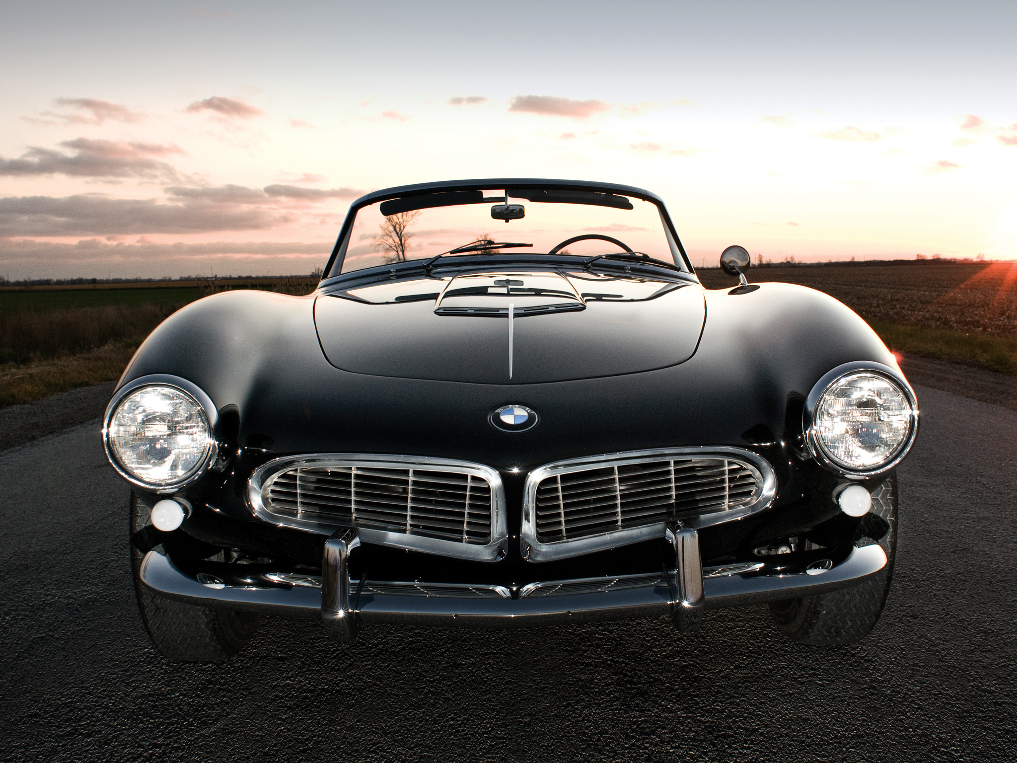 BMW Super Bild Of The Day: BMW 507 Roadster