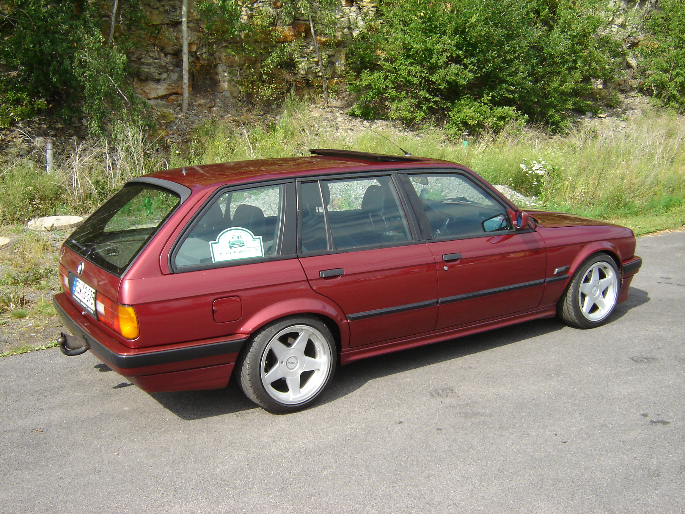 BMW 325i Touring | Flickr - Photo Sharing!