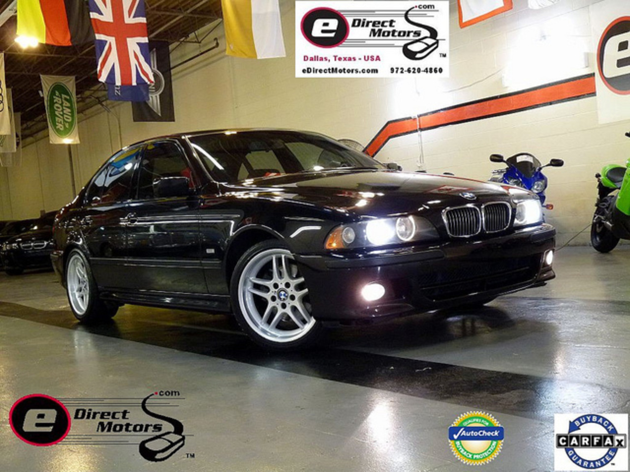 2003 BMW 540i ///M SPORT 6-Speed | Flickr - Photo Sharing!