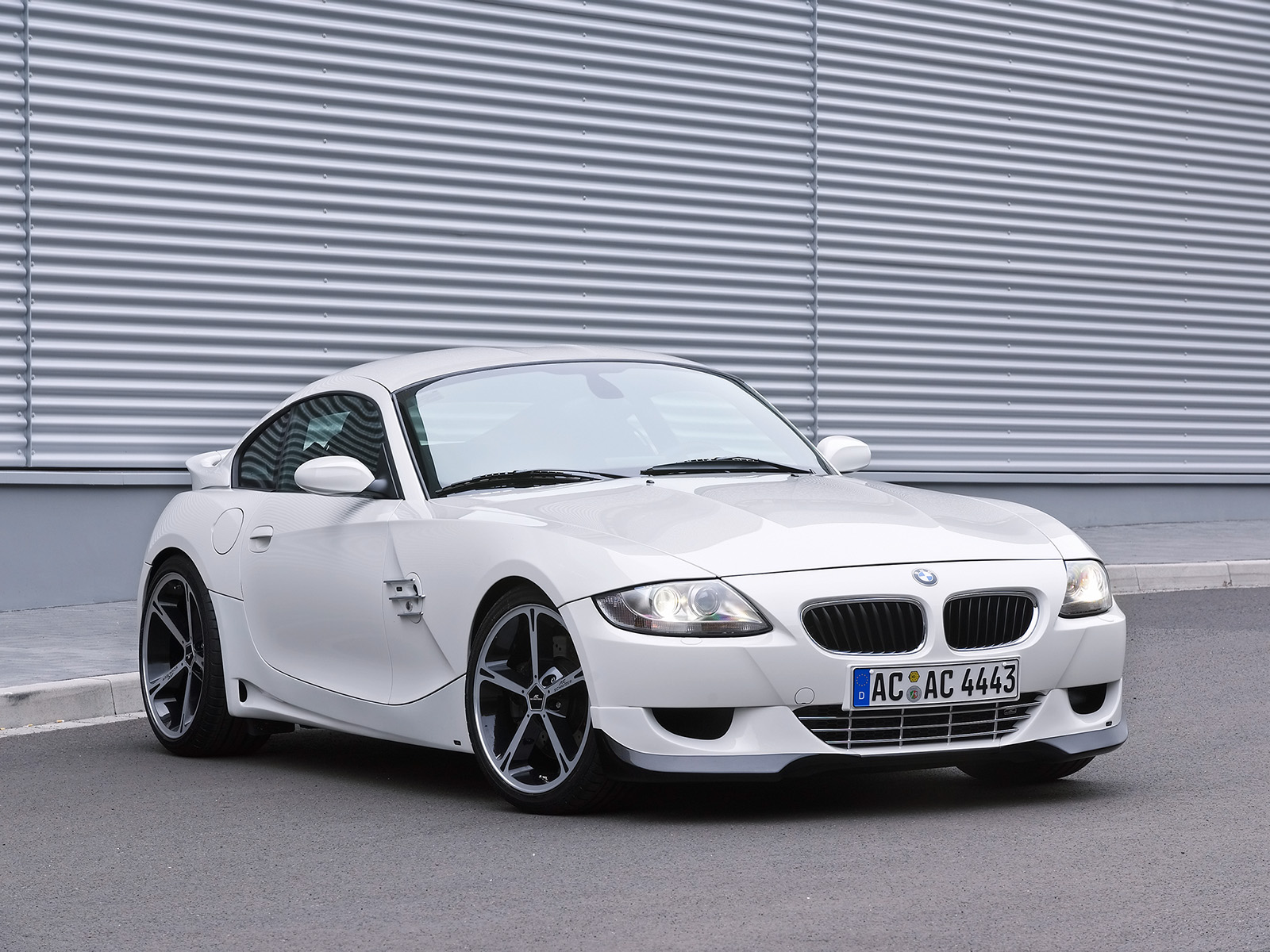 BMW Z M roadster and Z4 M coupe specifications and buyers guide