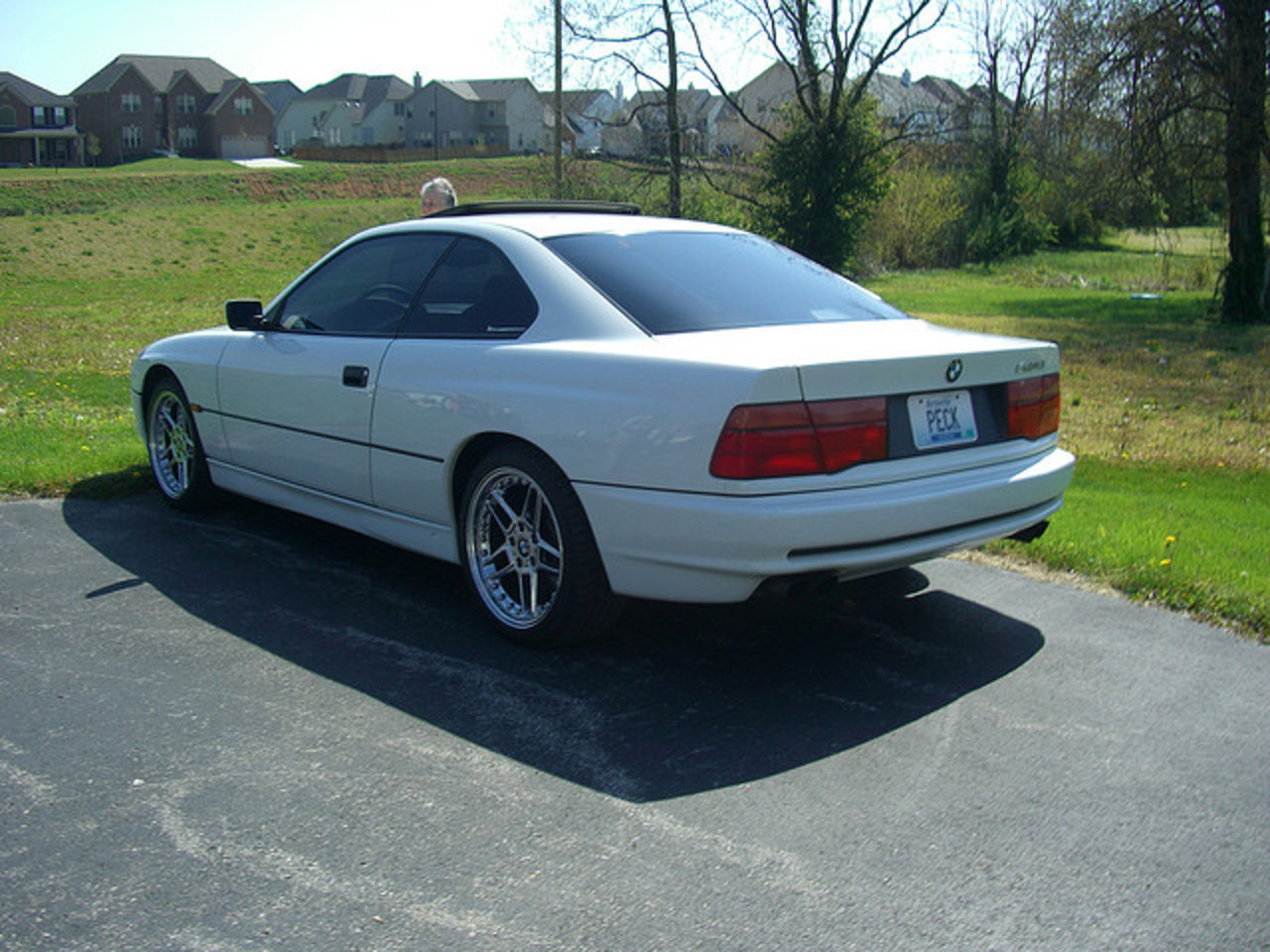 sweet bmw 840i | Flickr - Photo Sharing!