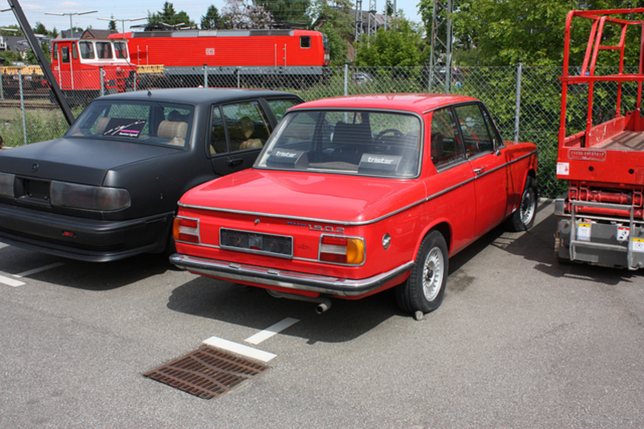 BMW 1502 - Classic Remise | Flickr - Photo Sharing!